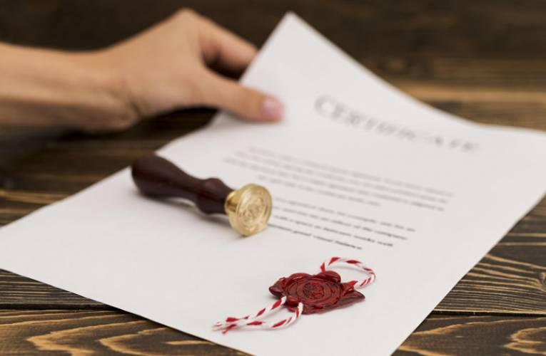 Certyfikat kompetencji zawodowych- co to jest i jak go uzyskać?