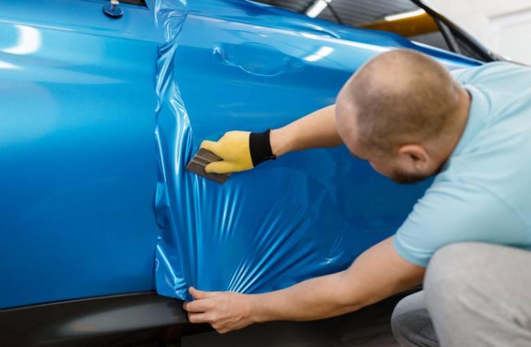 Oklejanie samochodu- co warto wiedzieć?